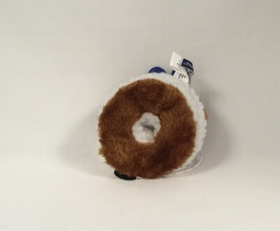 Dog Toy Small Bagel
