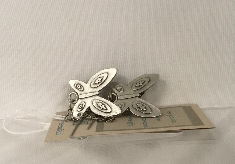 Butterfly Tallit Clip