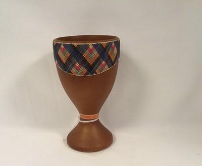 Red Sea Wood Kiddush Cup