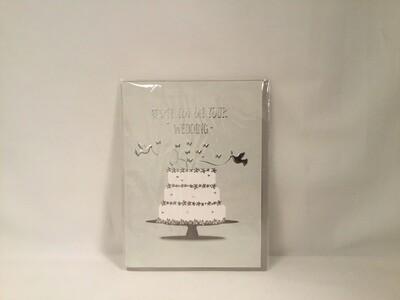 Mazel Tov On Your Wedding Card