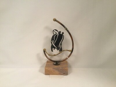 Bat Mitzvah Sculpture