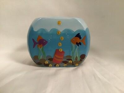 Goldfish Bowl Tzedakah Box
