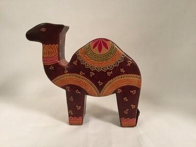 Tzedakah Box - Camel