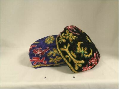 Buchari Kippah Hat - size 56