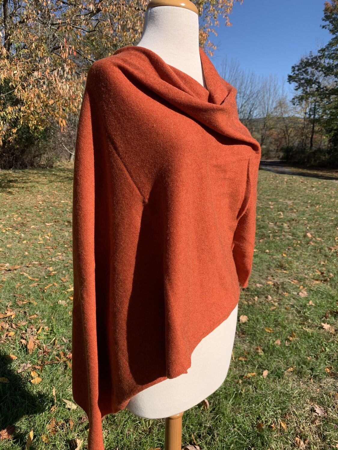 Cashmere Topper From Dolma