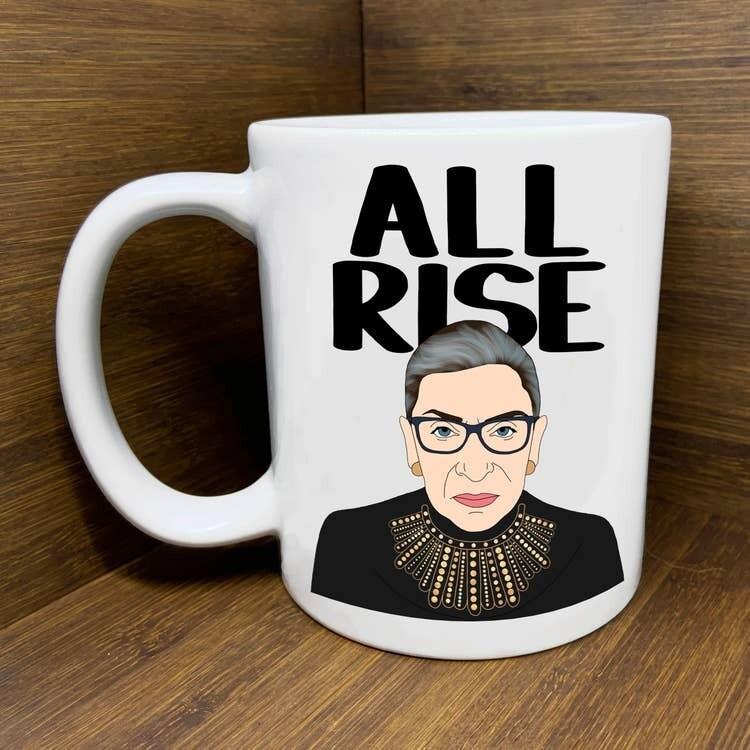 Citizen Ruth Mugs