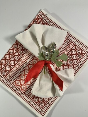 Cotton Placemat & Napkin Sets