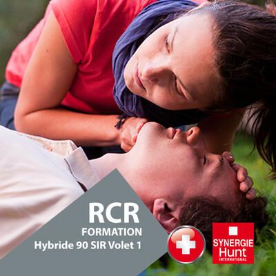 Formation RCR renouvellement hybride SIR - Volet 1