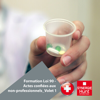 Formation Loi 90 - Actes confiées aux non-professionnels_Volet 1