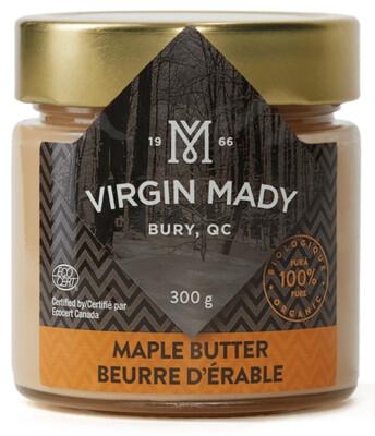 Beurre à l'érable biologique 300 g