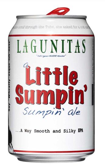 6PACK LAGUNITAS LITTLE SUMPIN (12OZ CANS)
