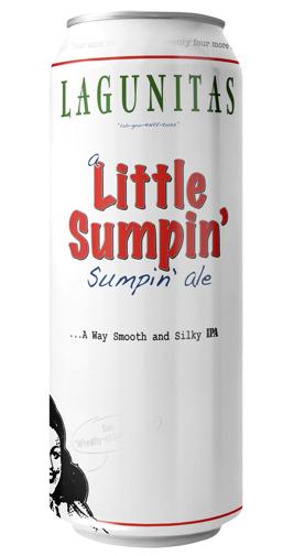 LAGUNITAS LITTLE SUMPIN (19OZ CAN)