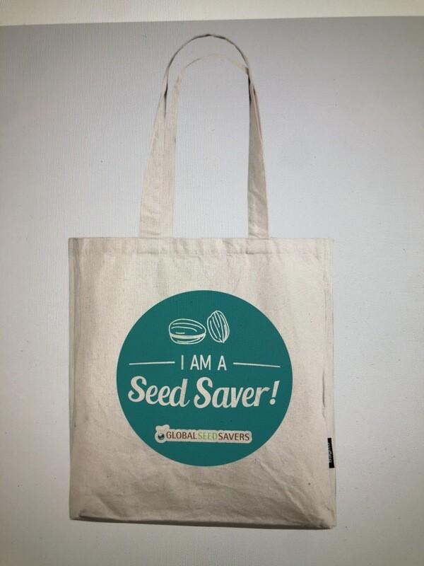 I am a Seed Saver Tote Bag