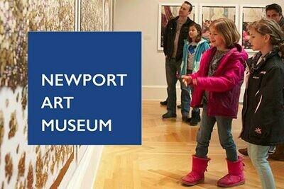 Newport Art Museum Gift Card (Includes Membership!)