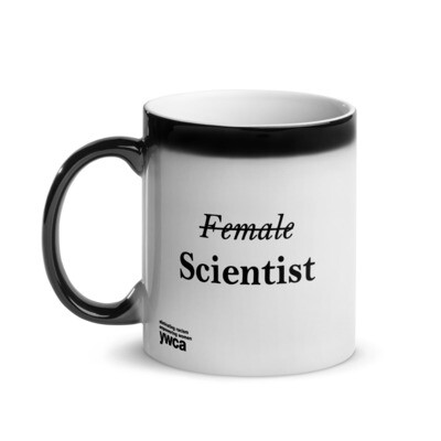 Glossy Science Magic Mug