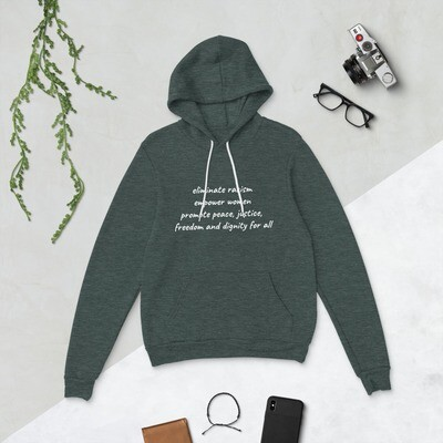 Full Mission Unisex hoodie