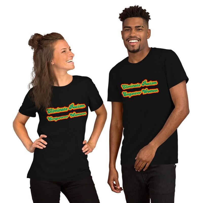 Retro Mission Short-Sleeve Unisex T-Shirt