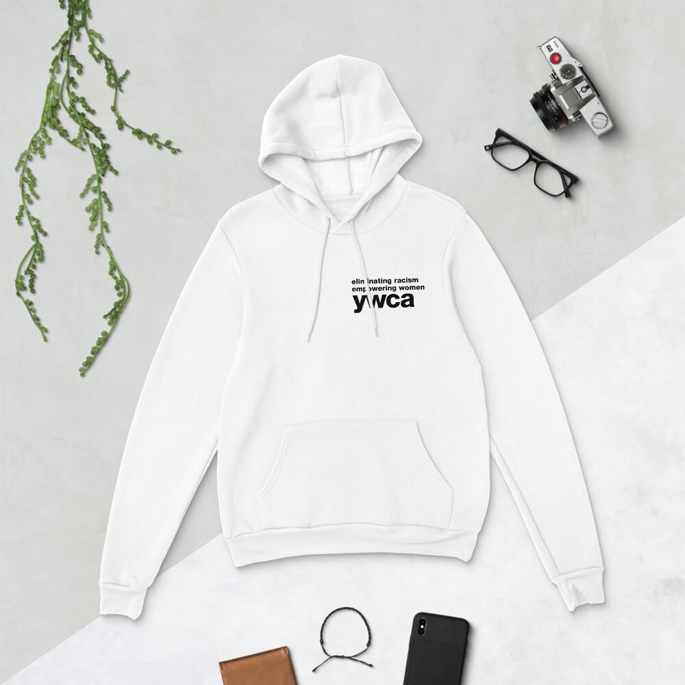 YWCA Unisex hoodie