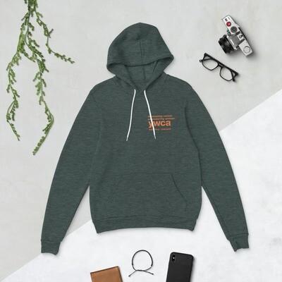 YWCA Persimmon Unisex hoodie