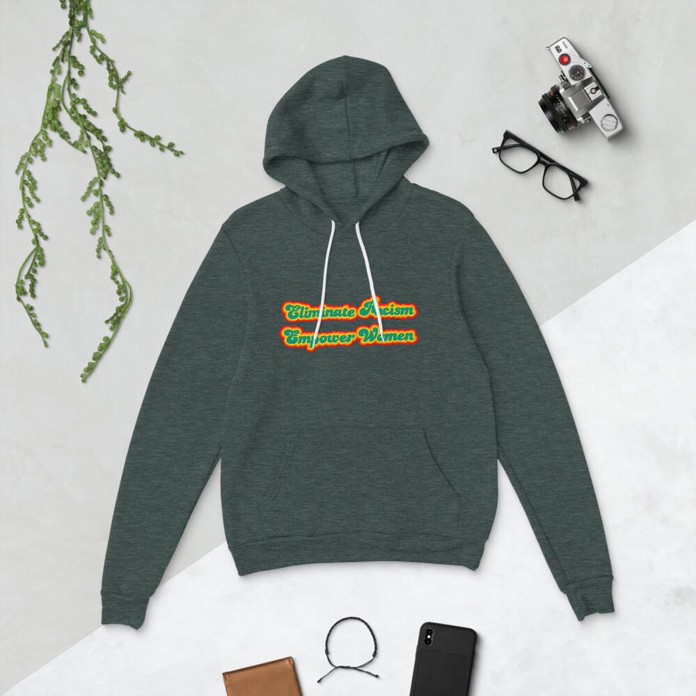 Retro Mission Unisex hoodie