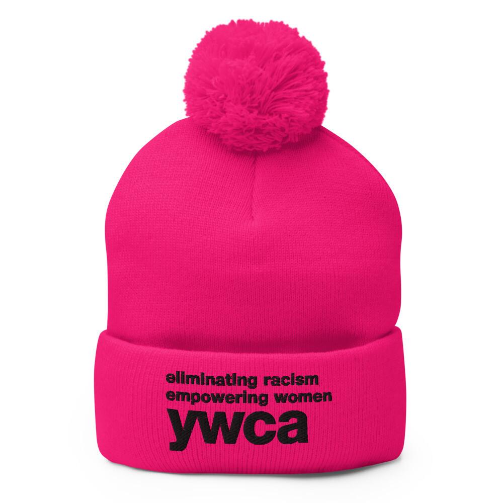 YWCA Pom-Pom Beanie