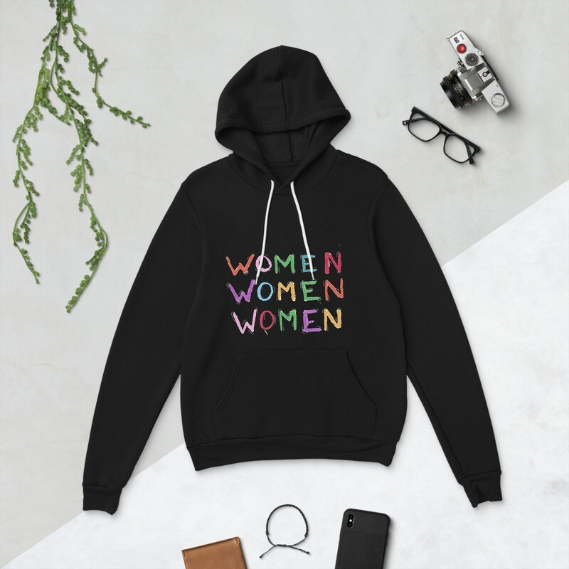 Women Unisex hoodie