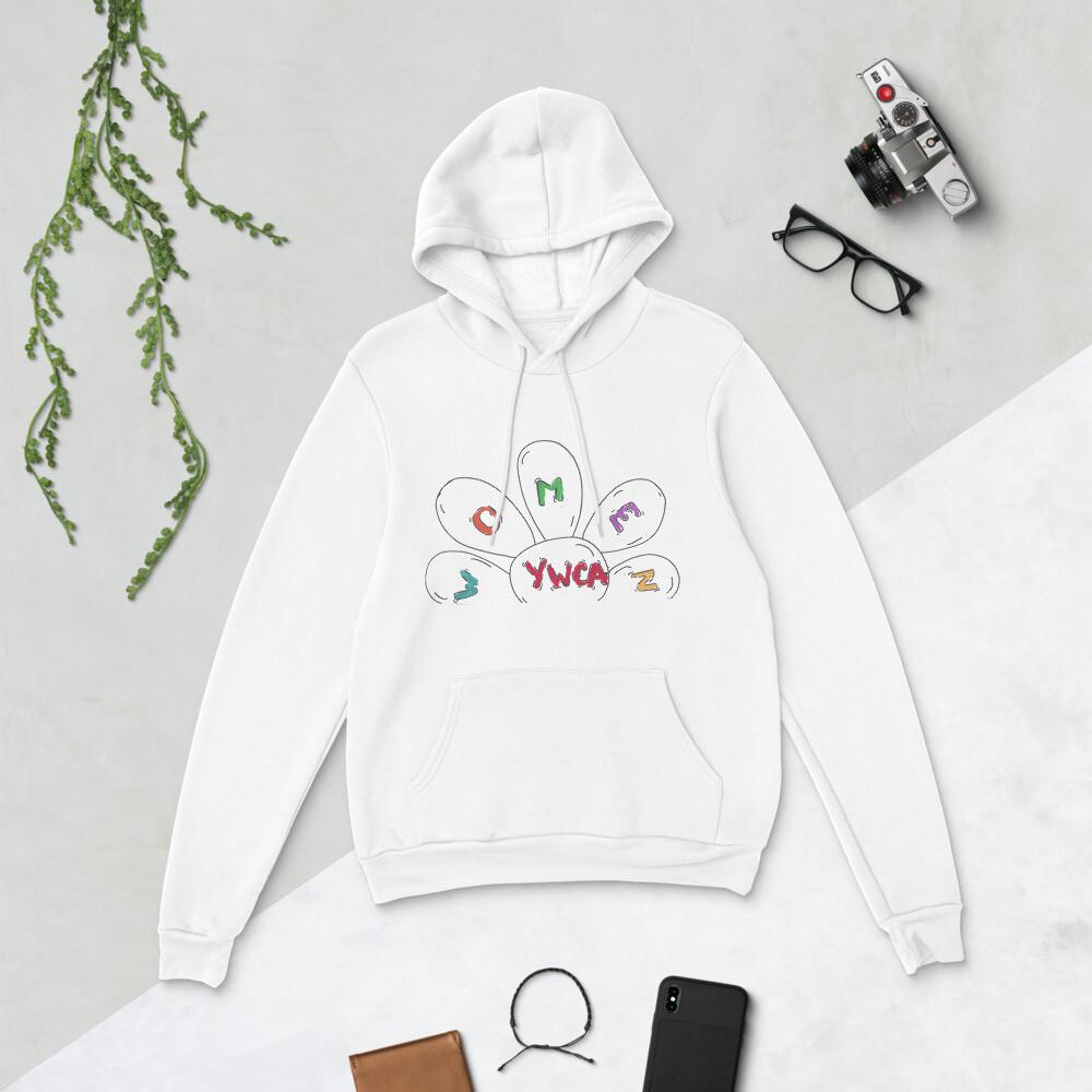 Flower Unisex hoodie