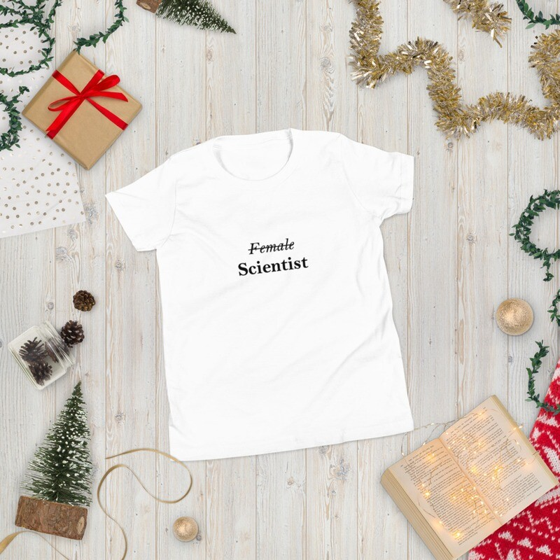 Short Sleeve Youth Scientist T-Shirt