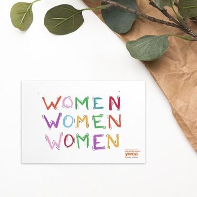 Women Postcard