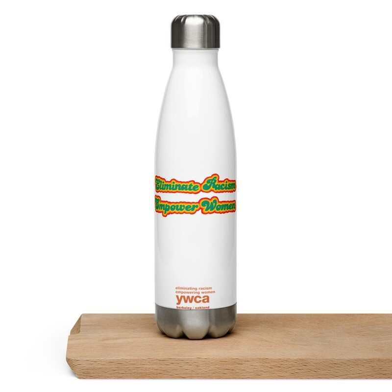 Retro Mission Stainless Steel Water Bottle