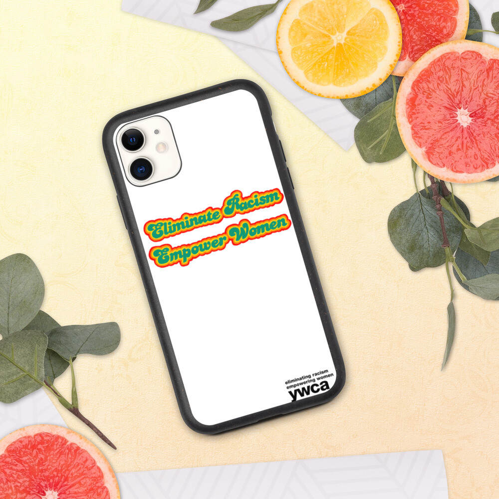 Mission Biodegradable phone case