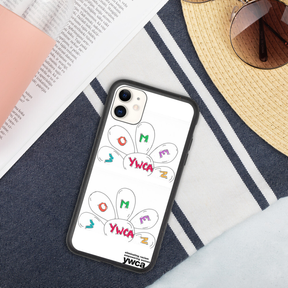 Petal Biodegradable phone case