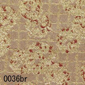 Japanese woven fabric Kinran  0036br