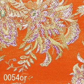 Japanese woven fabric Kinran  0054or