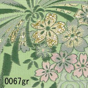 Japanese woven fabric Kinran  0067gr