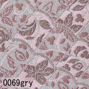 Japanese woven fabric Kinran  0069gry