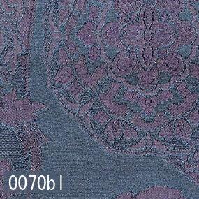 Japanese woven fabric Kinran  0070bl