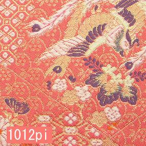 Japanese woven fabric Kinran  1012pi