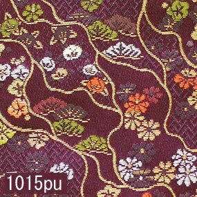Japanese woven fabric Kinran  1015pu
