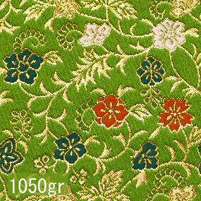 Japanese woven fabric Kinran  1050gr
