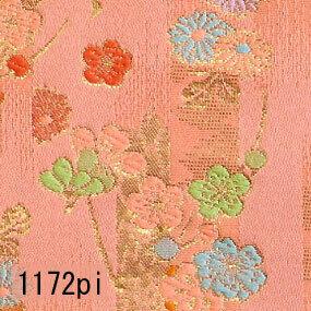 Japanese woven fabric Kinran  1172pi