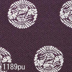 Japanese woven fabric Kinran  1189pu