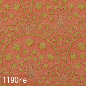 Japanese woven fabric Kinran  1190re