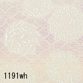 Japanese woven fabric Kinran  1191wh