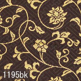 Japanese woven fabric Kinran  1195bk