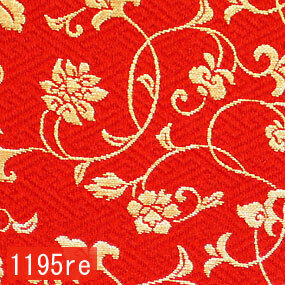 Japanese woven fabric Kinran  1195re