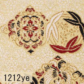 Japanese woven fabric Kinran  1212ye