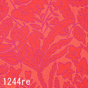 Japanese woven fabric Kinran  1244re