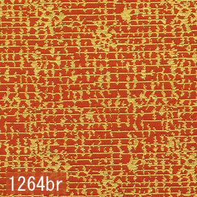 Japanese woven fabric Kinran  1264br