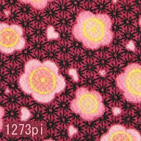 Japanese woven fabric Chirimen 1273pi